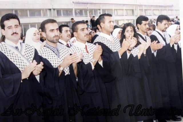حفل تخريج كلية المجتمع 1998 1999 (14)