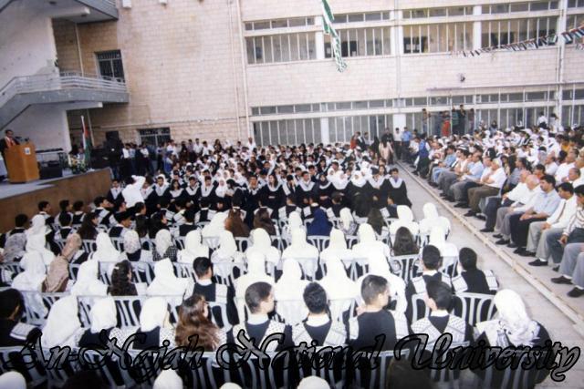 حفل تخريج كلية المجتمع 1998 1999 (16)