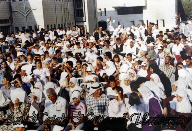 حفل تخريج كلية المجتمع 1998 1999 (23)