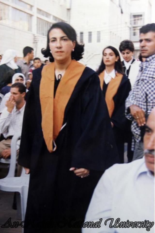 حفل تخريج كلية المجتمع 1998 1999 (3)