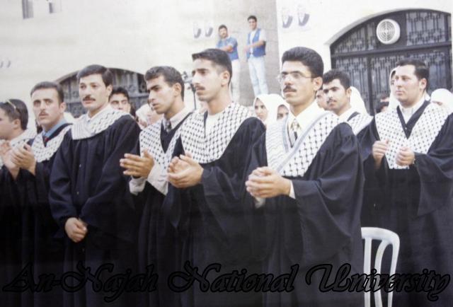 حفل تخريج كلية المجتمع 1998 1999 (34)
