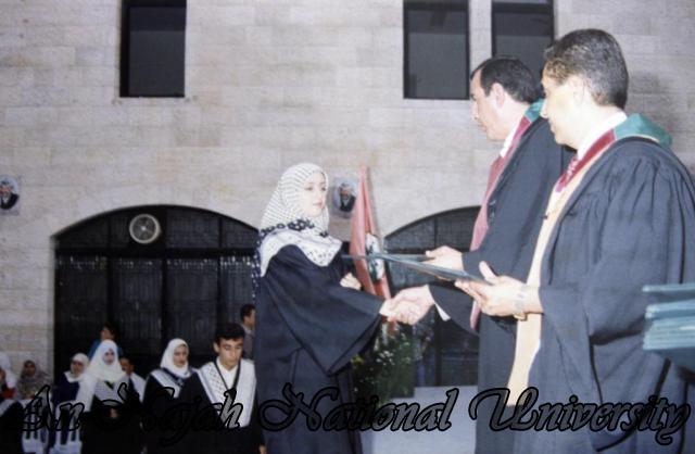 حفل تخريج كلية المجتمع 1998 1999 (41)