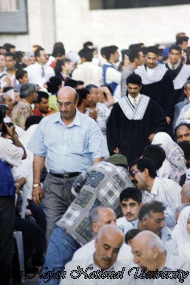حفل تخريج كلية المجتمع 1998 1999 (5)