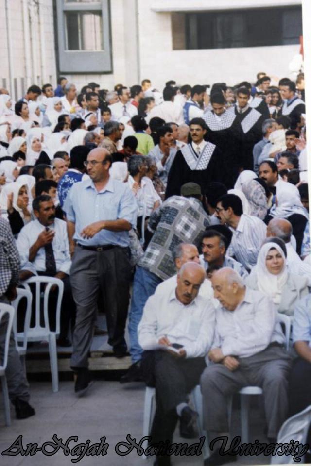 حفل تخريج كلية المجتمع 1998 1999 (6)