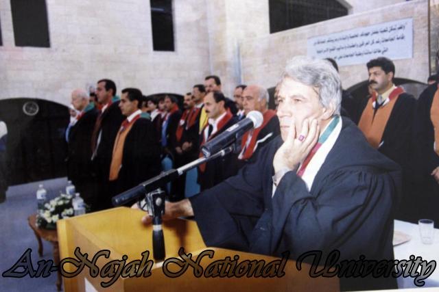 حفل تخريج كلية المجتمع 1998 1999 (68)