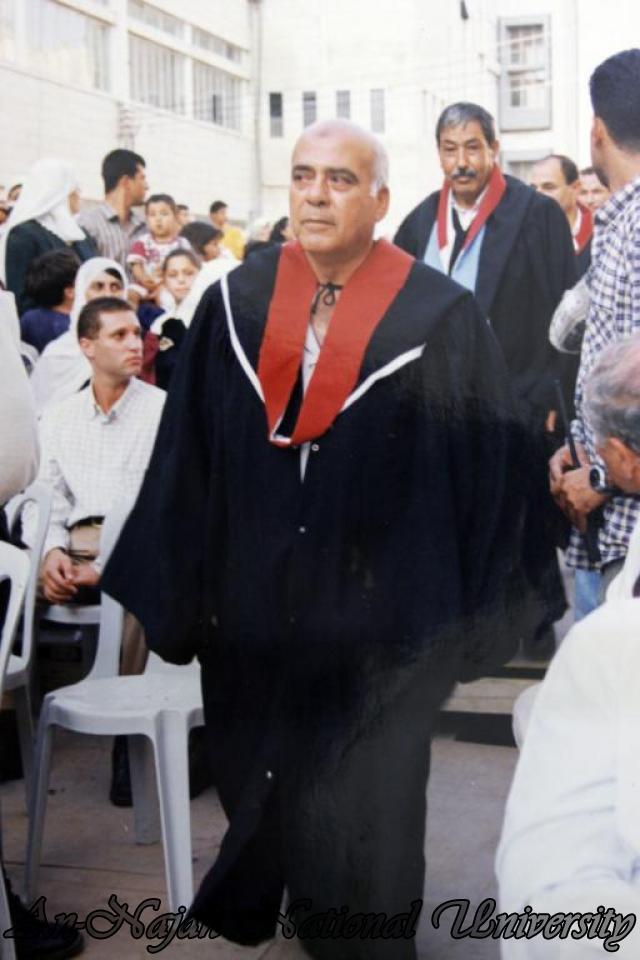 حفل تخريج كلية المجتمع 1998 1999 (8)