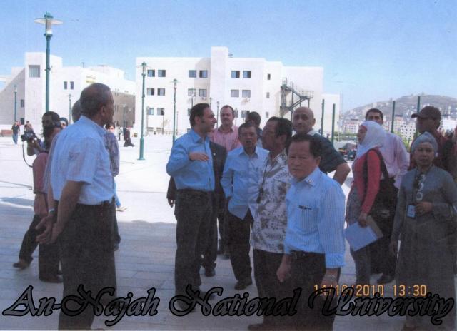 زياة وفد الصليب الأحمر الأندونيسي (13)