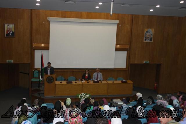 زيارة الاعلامية الفلسطينية جيفارا البديري