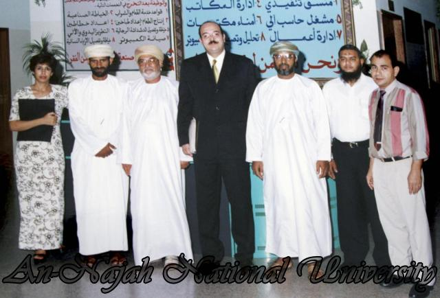 زيارة الشيخ خليفه بن حمد