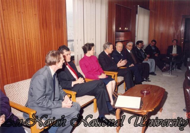 زيارة المدير العام للمجلس الثقافي البرطاني