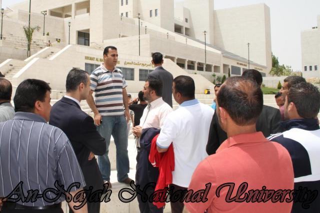 زيارة الوفد الرياضي العربي 12