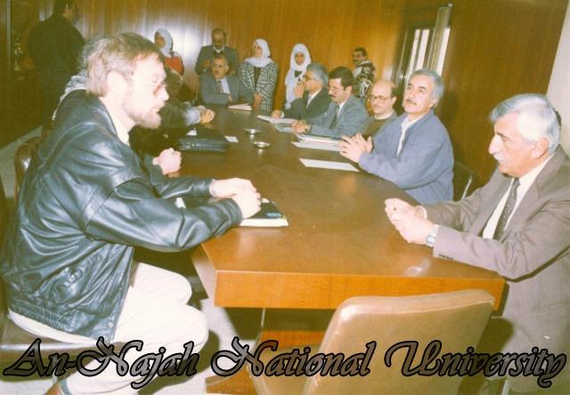 زيارة رئيس بلدية ستافنجر