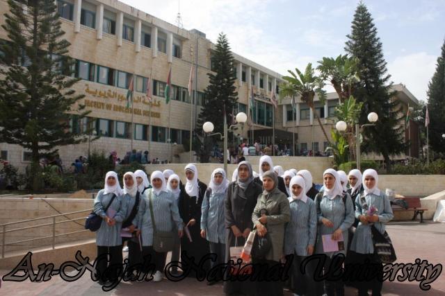 زيارة مدرسة بنات عتمة الثانوية (16)