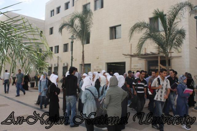 زيارة مدرسة بنات عتمة الثانوية (3)