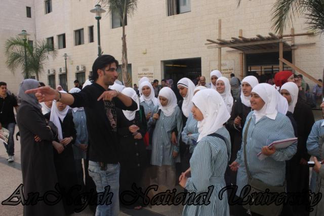 زيارة مدرسة بنات عتمة الثانوية (6)