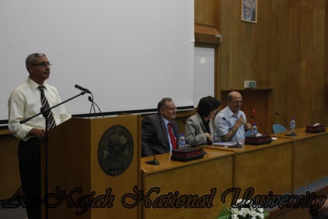 زيارة وزيرة الشؤون الإجتماعية د.ماجدة المصري (1)