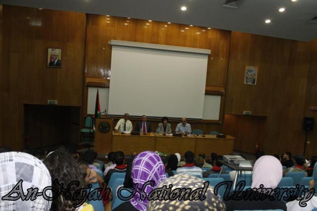 زيارة وزيرة الشؤون الإجتماعية د.ماجدة المصري (10)