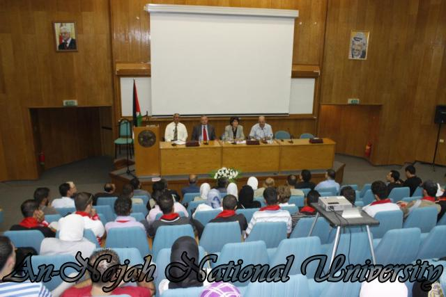 زيارة وزيرة الشؤون الإجتماعية د.ماجدة المصري (13)