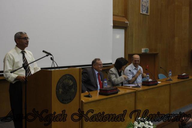 زيارة وزيرة الشؤون الإجتماعية د.ماجدة المصري (2)