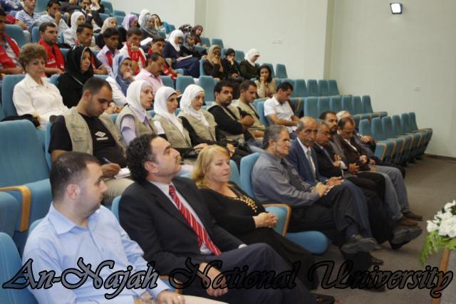 زيارة وزيرة الشؤون الإجتماعية د.ماجدة المصري (21)