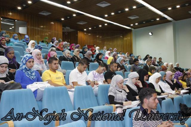 زيارة وزيرة الشؤون الإجتماعية د.ماجدة المصري (23)