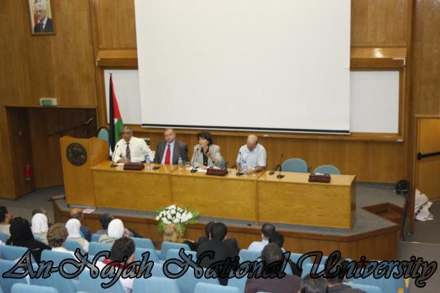 زيارة وزيرة الشؤون الإجتماعية د.ماجدة المصري (24)