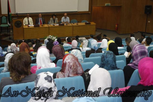 زيارة وزيرة الشؤون الإجتماعية د.ماجدة المصري (27)