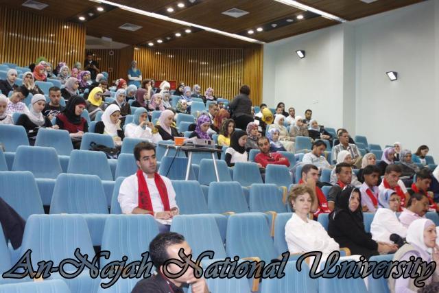 زيارة وزيرة الشؤون الإجتماعية د.ماجدة المصري (31)