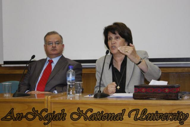 زيارة وزيرة الشؤون الإجتماعية د.ماجدة المصري (33)