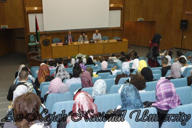 زيارة وزيرة الشؤون الإجتماعية د.ماجدة المصري (39)