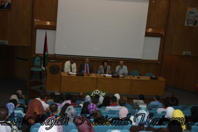 زيارة وزيرة الشؤون الإجتماعية د.ماجدة المصري (44)