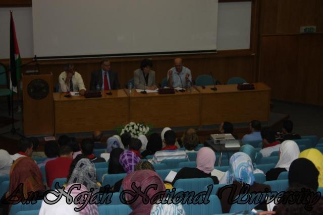 زيارة وزيرة الشؤون الإجتماعية د.ماجدة المصري (48)