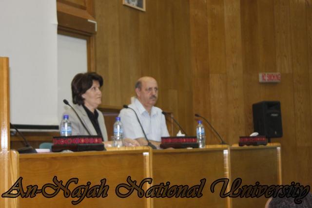 زيارة وزيرة الشؤون الإجتماعية د.ماجدة المصري (5)