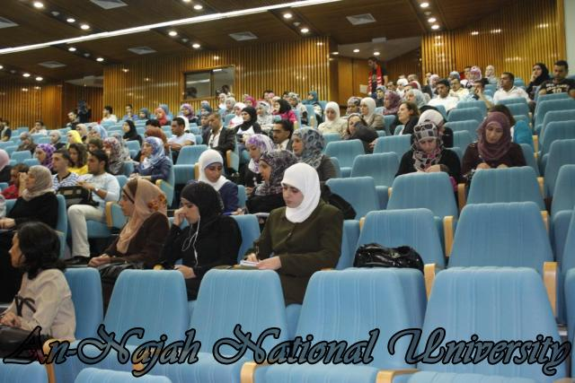 زيارة وزيرة الشؤون الإجتماعية د.ماجدة المصري (7)
