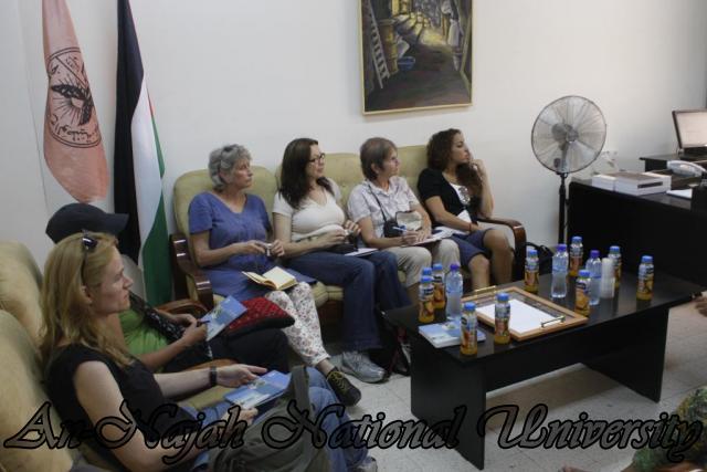 زيارة وفد مؤسسة زيارة (4)
