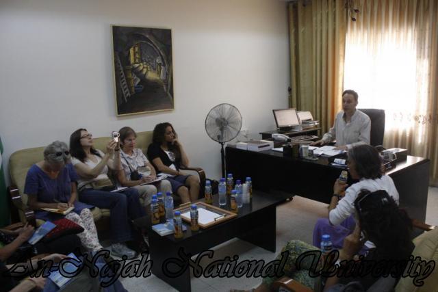 زيارة وفد مؤسسة زيارة (6)