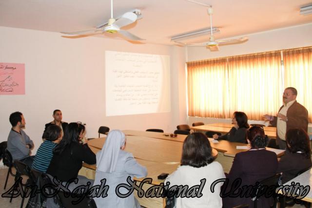 زيارة وفد من جامعة بيت لحم لاصحاب الحجات الخاصة 4