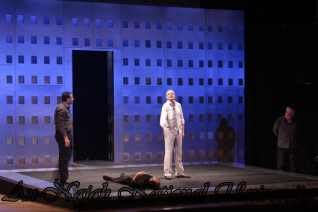 عرض مسرحية انتجونا سوفوقليس 12