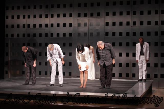 عرض مسرحية انتجونا سوفوقليس 13