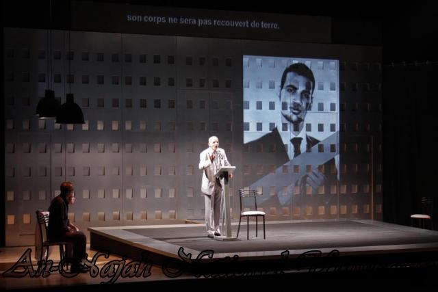 عرض مسرحية انتجونا سوفوقليس 3