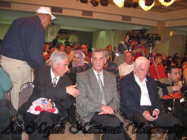 فرقة النجاح تشارك  في احتفالات عيد العمال العالمي