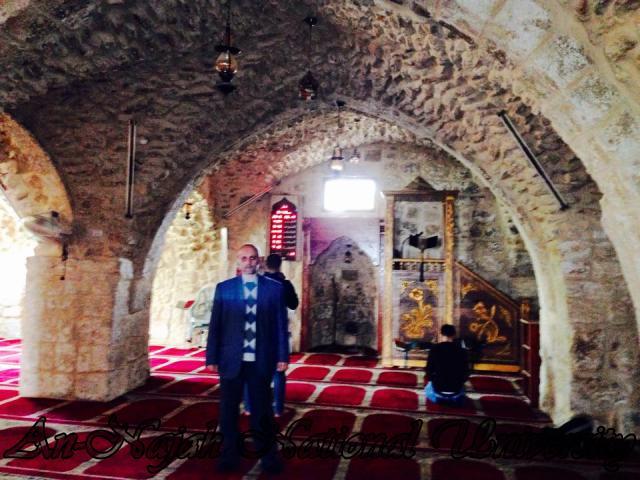 في مسجد عورتا