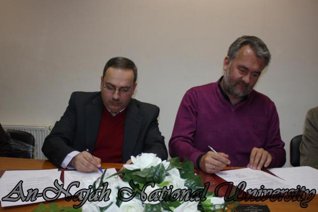 كلية الهندسة توقع اتفاقية تعاون مشترك مع مؤسسة التعاون الألماني (GIZ) (21)