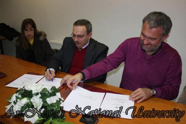 كلية الهندسة توقع اتفاقية تعاون مشترك مع مؤسسة التعاون الألماني (GIZ) (24)