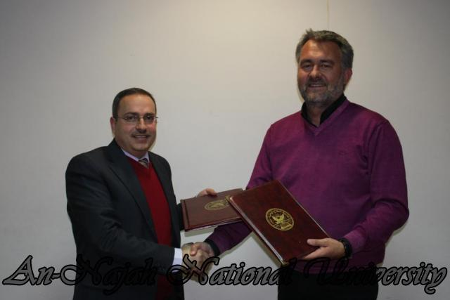 كلية الهندسة توقع اتفاقية تعاون مشترك مع مؤسسة التعاون الألماني (GIZ) (26)