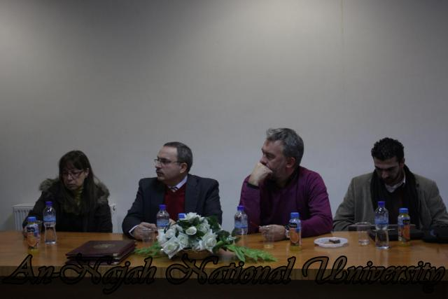 كلية الهندسة توقع اتفاقية تعاون مشترك مع مؤسسة التعاون الألماني (GIZ) (9)
