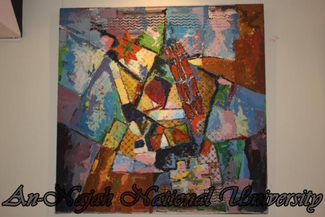 لوحات بازار كلية الفنون