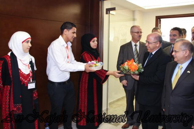 مؤتمر ابن خلدون علامة الشرق والغرب 8.11.2012 1