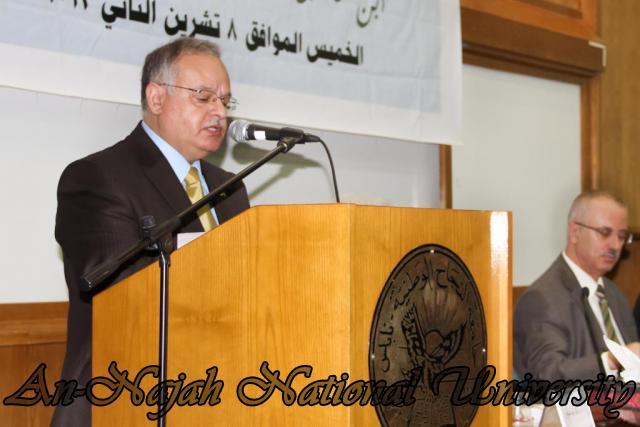 مؤتمر ابن خلدون علامة الشرق والغرب 8.11.2012 11
