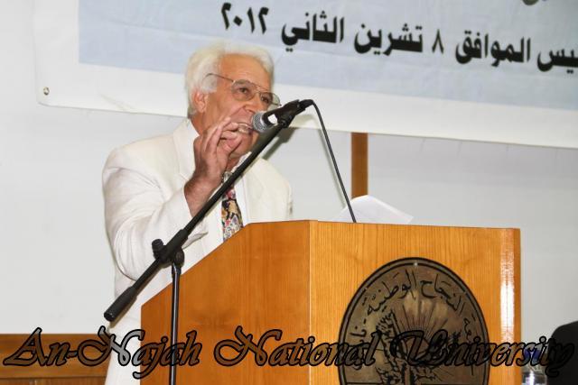 مؤتمر ابن خلدون علامة الشرق والغرب 8.11.2012 2